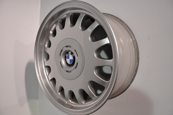 Used mag wheels_16 inches