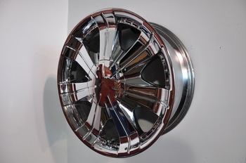 Used mag wheels_20 inches