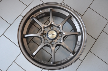 Used mag wheels_15 inches