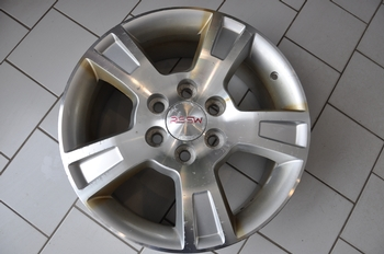 Used mag wheels_18 inches