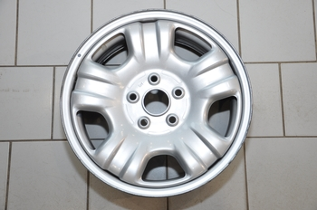 Used steel wheels_16 inches